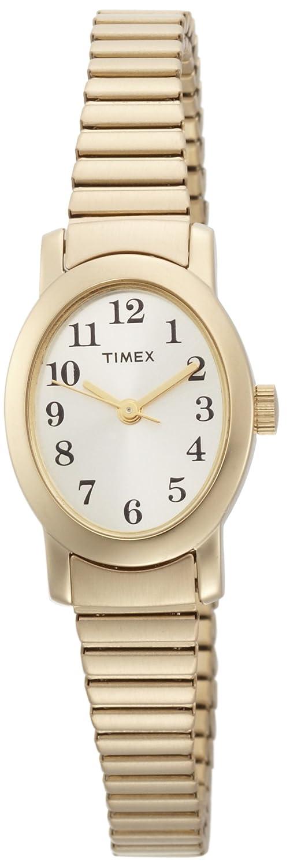Timex , T2M568 PF , Original , Montre Femme , Quartz Analogique , Bracelet  Extensible en Acier Timex Amazon.fr Montres