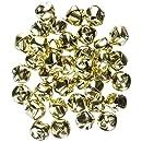 ArtVerse Gold Bells, 1/2-Inch, 48 Bells