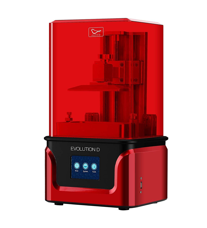 Impresora 3D Junco Fotocurado con 3.5