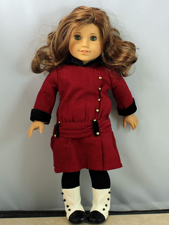 American Girl Rebecca Doll /& Book New Edition New In Box