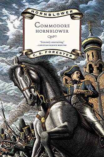 horatio hornblower books