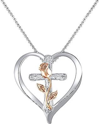 collier coeur pour femme