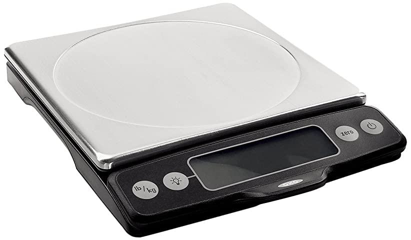 OXO Good Grips Food Scale with Pull-Out Display Review