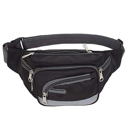 Amazon.com: VintageUnisex Waist Pack Women Pouch Belt Bag ...