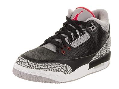 brand new ec407 998d0 AIR Jordan 3 Retro OG BG (GS) - 854261-001  Amazon.fr  Chaussures et Sacs