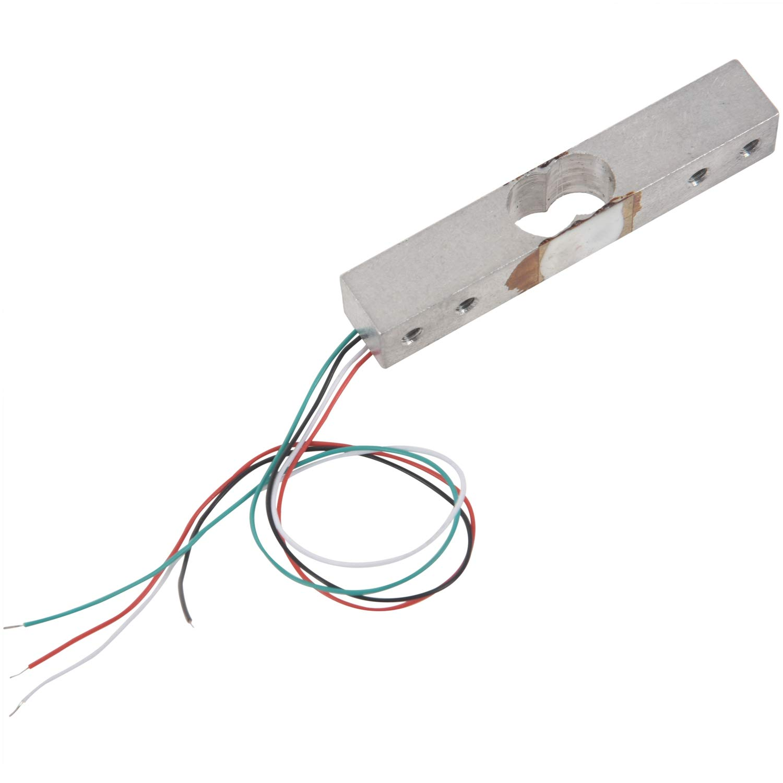 TOOGOO 1 Kg Wiege Druck Sensor F/ür Kleine Reichweiten Mit W?ge Zelle Des Moduls Hx711Ad Modul Hx711