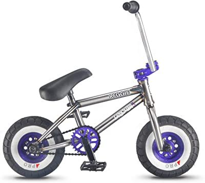 REGGIE Rocker RAW Mini BMX