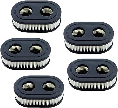 Amazon.com: HOODELL 5pcs filtro de aire 593260, compatible ...