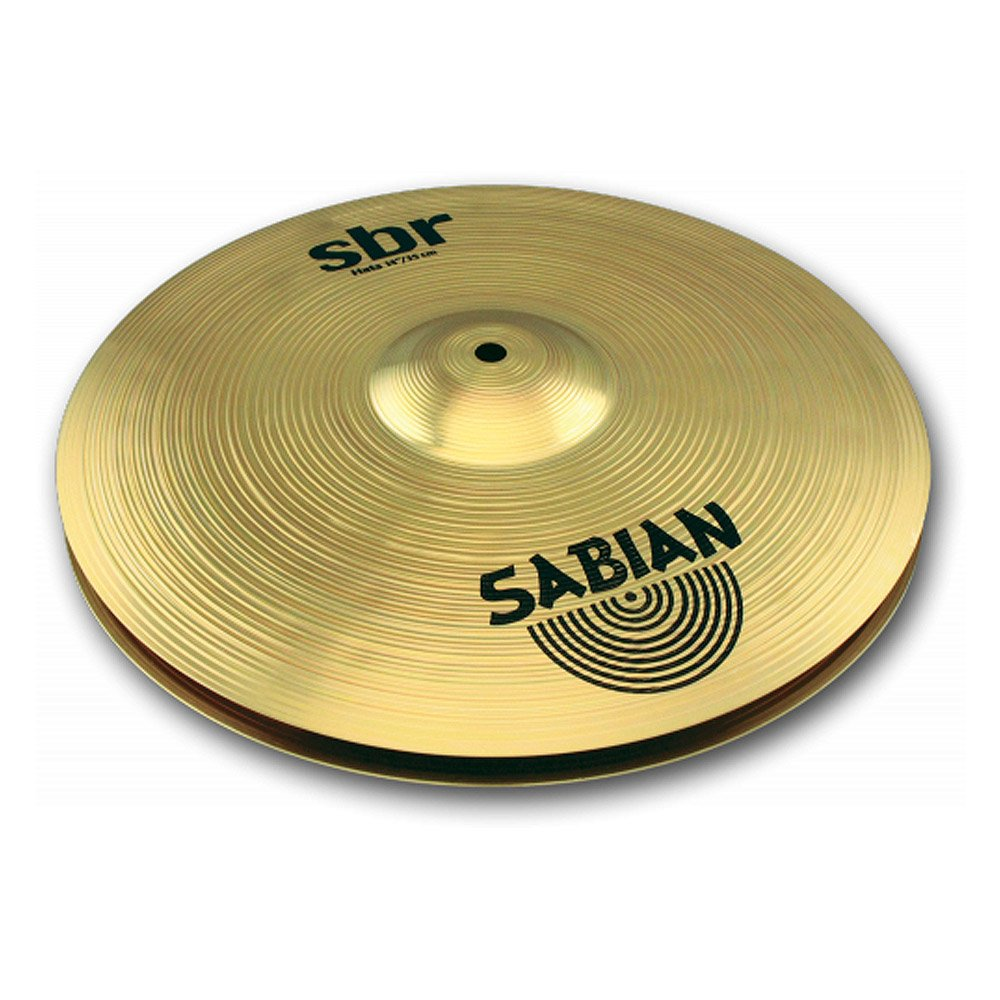 Sabian 14 Inch SBR HI-Hats Sabian Inc. SBR1402