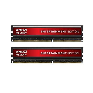 AMD Entertainment AE316G1601U2K - Memoria DDR3-RAM (16 GB, 1600 ...