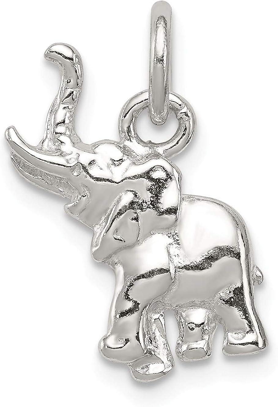 Bonyak Jewelry Sterling Silver Hummingbird Charm