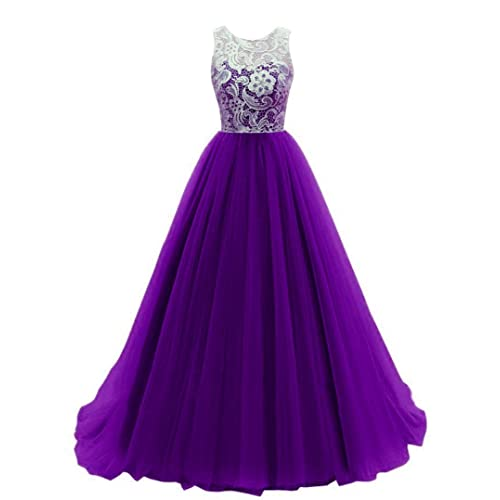KekeHouse® A-line Wedding Bridesmaid Dress Mother and Daughter Dress Sweetheart Flower Girl Long