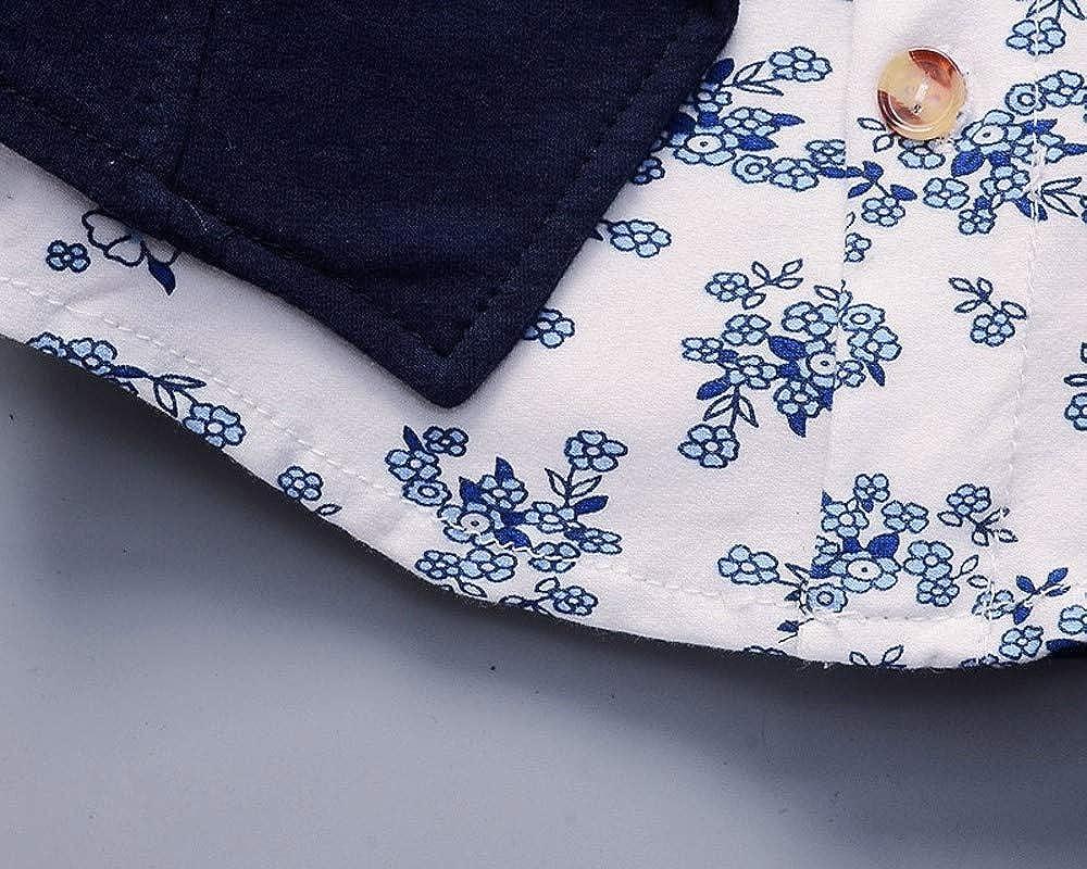 Babykleidung Set,Beikoard Kind Baby Boy Gentry Kleidung Set Formelle Party Taufe Hochzeit Smoking Bow Suit Gef/älschter Zweiteiliger Anzug