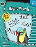 Ready-Set-Learn: Sight Words Grd K-1, Teacher Created Resources Staff, 1420659715