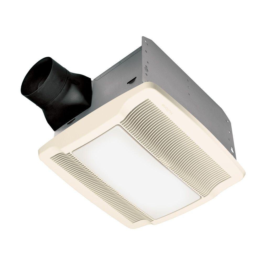 Nutone QTRN110L 110 CFM Ventilation Fan/Light - Nutone Bath Fan Light - Amazon.com  sc 1 st  Amazon.com & Nutone QTRN110L 110 CFM Ventilation Fan/Light - Nutone Bath Fan ... azcodes.com