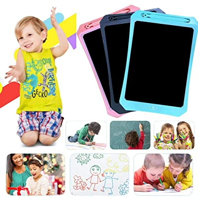 YENJO Kids Children's LCD Writing Board Early Education Toy: Clothing