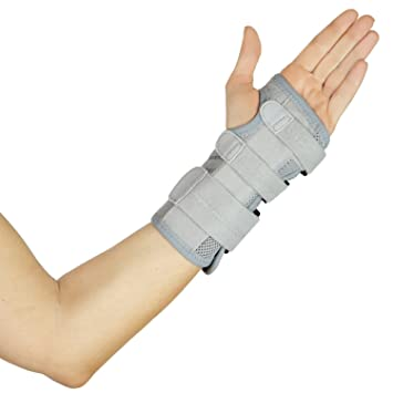 Vive Carpal Tunnel Wrist Brace (Left & Right) - Arm Compression Hand Support Splint