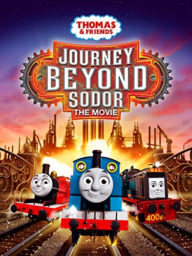 1 Year Extended Digital Video - Thomas & Friends: Journey Beyond Sodor - The Movie