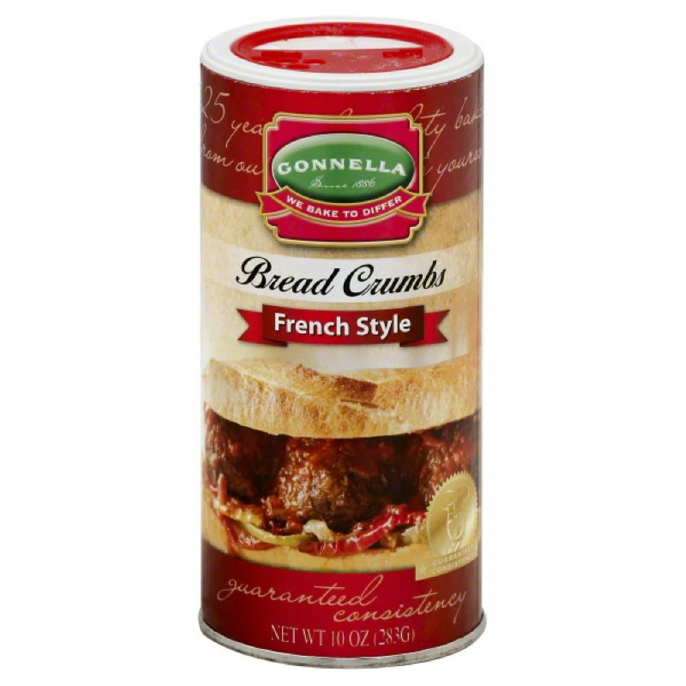Gonnella, Classic French Bread Crumbs, 10 oz by Gonnella (Image #1)