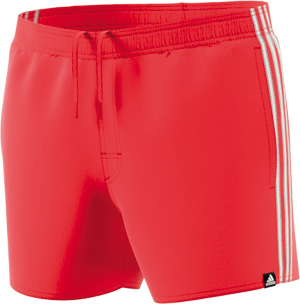 adidas Herren 3 Stripes Very Short Length Badehose