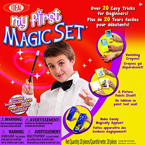 Ideal My First Magic Set