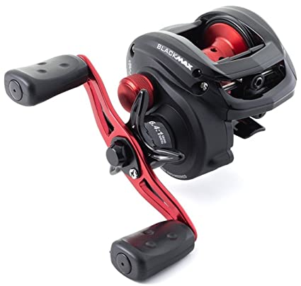 Image result for Abu Garcia BMAX3 Black Max Low-Profile Fishing Reel