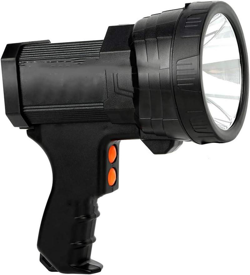 Shhjjpy Recargable Potentes Linternas LED Linternas para Acampar ...