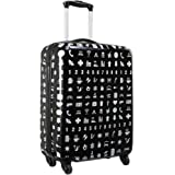 Cabin Max Icon 2.0 Valise trolley cabine 4 roues Abs rigide 55 x 40 x 20 cm (Traduire)