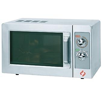 macfrin 55700 G08 eléctrico horno de microondas, 510 mm x 370 mm ancho x 300