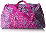 Vera Bradley Lighten up Ultimate Gym Bag, Ditsy Dot