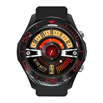75507f7ea Docooler Smart Watch S1 Heart Rate Smart BT Sport GPS 3G/2G Watch Phone  Touch