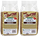 Bob's Red Mill Organic Kamut Grain, 24 oz, 2 pk