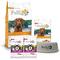 Full Life by FULLTRUST Adulto 8KG MAS FULLTRUST Adulto 2KG Razas PEQUEÑAS