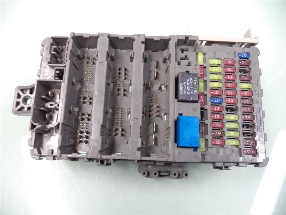 Amazon.com: 2013 2014 Honda Accord Dash Cabin Fuse Box under Dash  38200-T2A-A21 OEM: AutomotiveAmazon.com