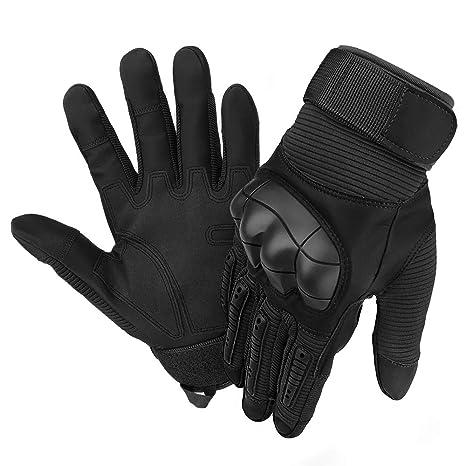 Bekleidung Handschuhe Sport im Freien Vollfinger Military Tactical Airsoft Jagd Handschuh