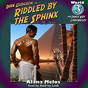 Riddled by the Sphinx Audiobook