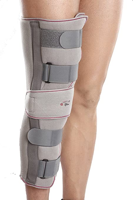 Buy tynor comfortable knee immobilizer length 19 large online at tynor comfortable knee immobilizer length 19quot large ccuart