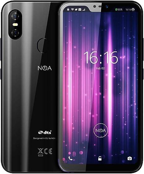 NOA N20 Smartphone 4G LTE Desbloqueado | Dual SIM | MT6763 Octa ...
