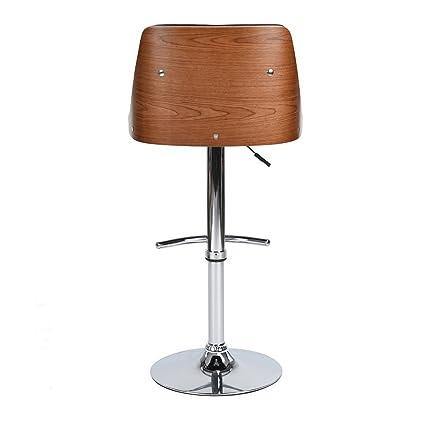 Sensational Amazon Com Bar Stool Adjustable Height Leather Bar Stools Machost Co Dining Chair Design Ideas Machostcouk