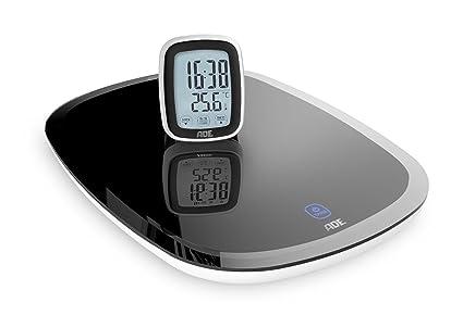 ADE Báscula digital de cocina KE1403 Cosma. Pese hasta 5 Kg - reloj, timer