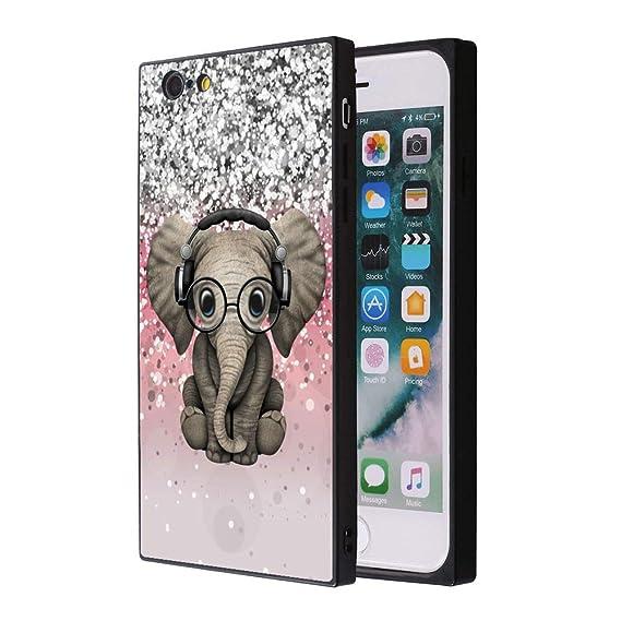 check out 2713d 19851 Amazon.com: iPhone 6s Plus 6 Plus DJ Baby Elephant Case, Soft ...