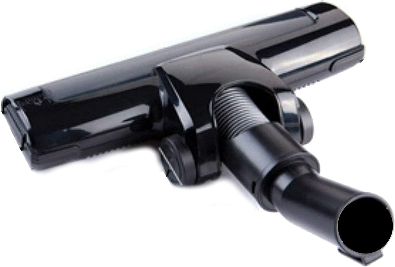 Maxorado bocchetta turbo con spazzole rotanti da 32 mm 35 mm ugello compatibile con ricambio per aspirapolvere industriale Miele Bosch Einhell Masko Makita Tacklife Syntrox Metabo Siemens Thomas