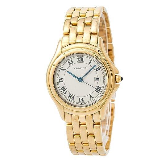 Cartier Cougar 887904 - Reloj de Cuarzo para Mujer (Certificado de autenticidad)