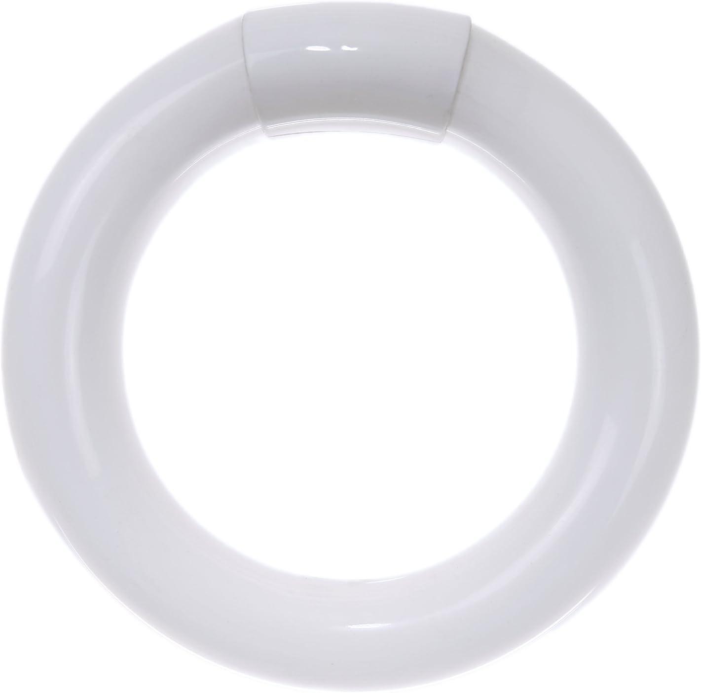 Sunlite FC8T9/WW Fluorescent 22W T9 Circline Ceiling Lights, 3000K Warm White Light, 4-Pin Base