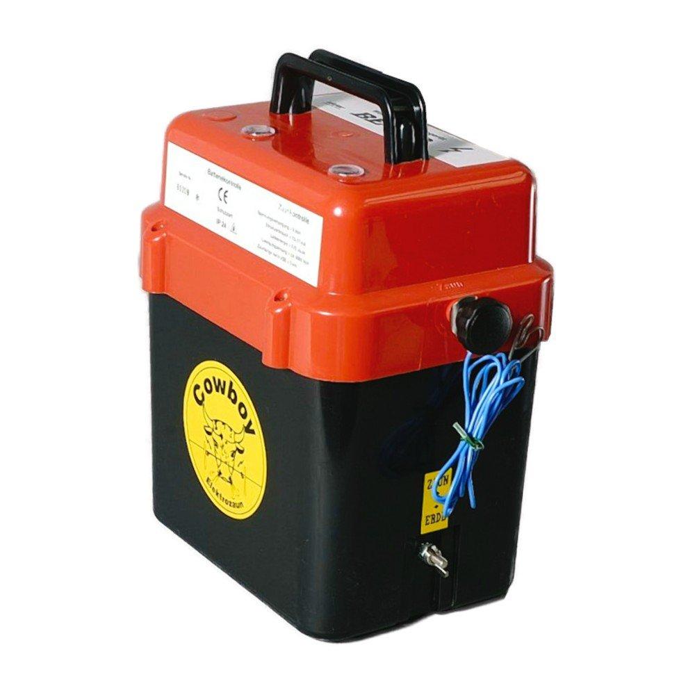 Weidezaungerät BE300 9V Batteriegerät Weidezaun Rot