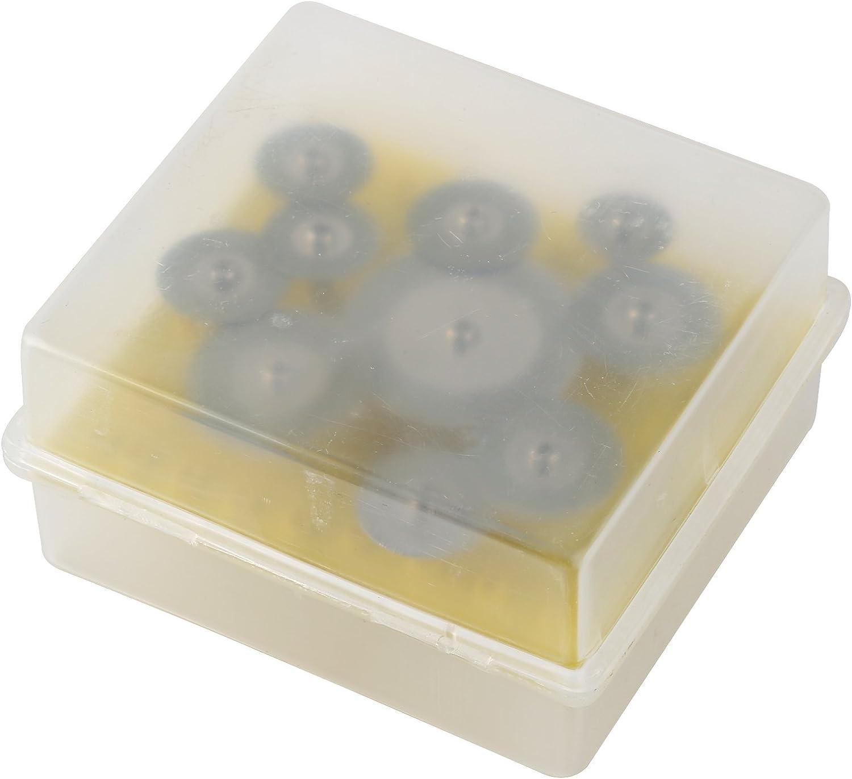 10 Pcs 3mm disque de diamant de coupe Set pour outil rotatif Dremel Mini Cut Off Wheel
