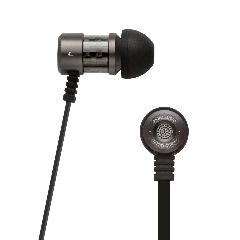 ZERO AUDIO stereo headphone CARBO MEZZO ZH-DX220-C KYOWA ZH-DX220-CM