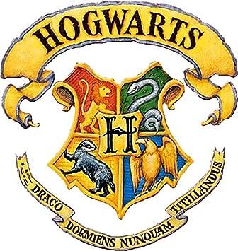 a6fd66602 5 pegatinas Harry Potter - Hogwarts  Amazon.es  Deportes y aire libre