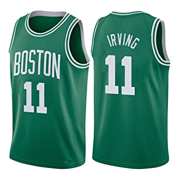 SEYE1° Uniforme De Baloncesto Unisex,Boston Celtics # 11, Irving ...