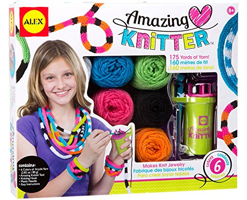 Amazing Knitter Gear Art And Craft Toys, 2017 Christmas Toys